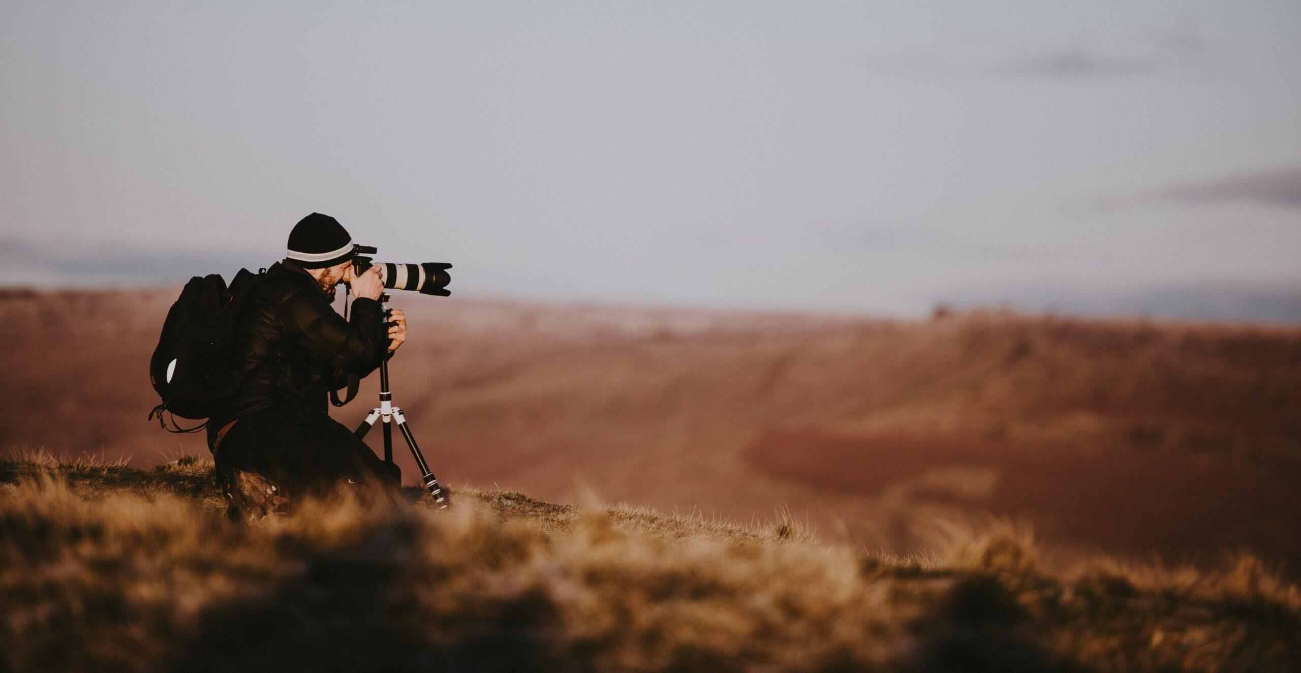 Como começar na fotografia e conseguir os primeiros clientes