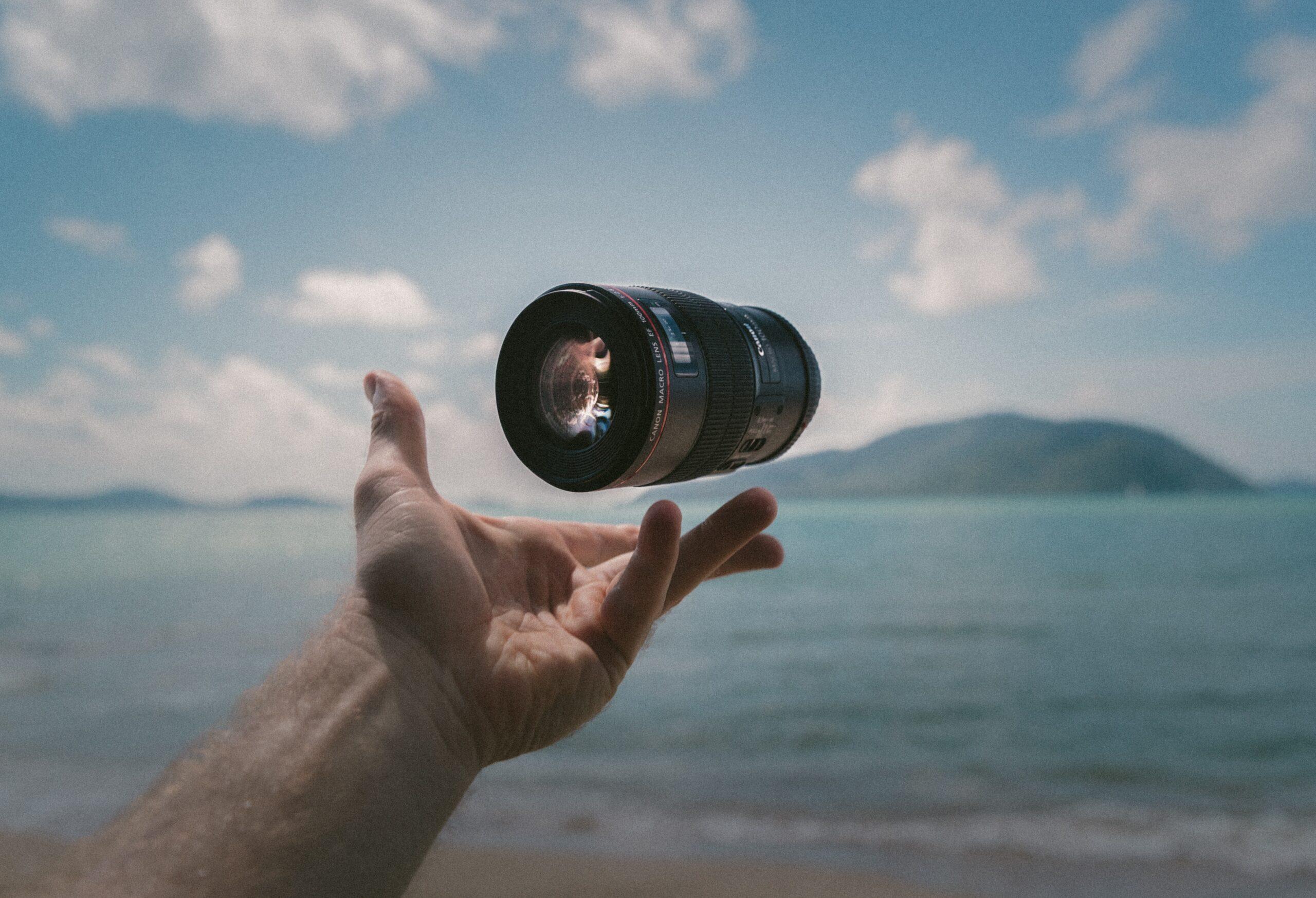 Como escolher a sua próxima lente