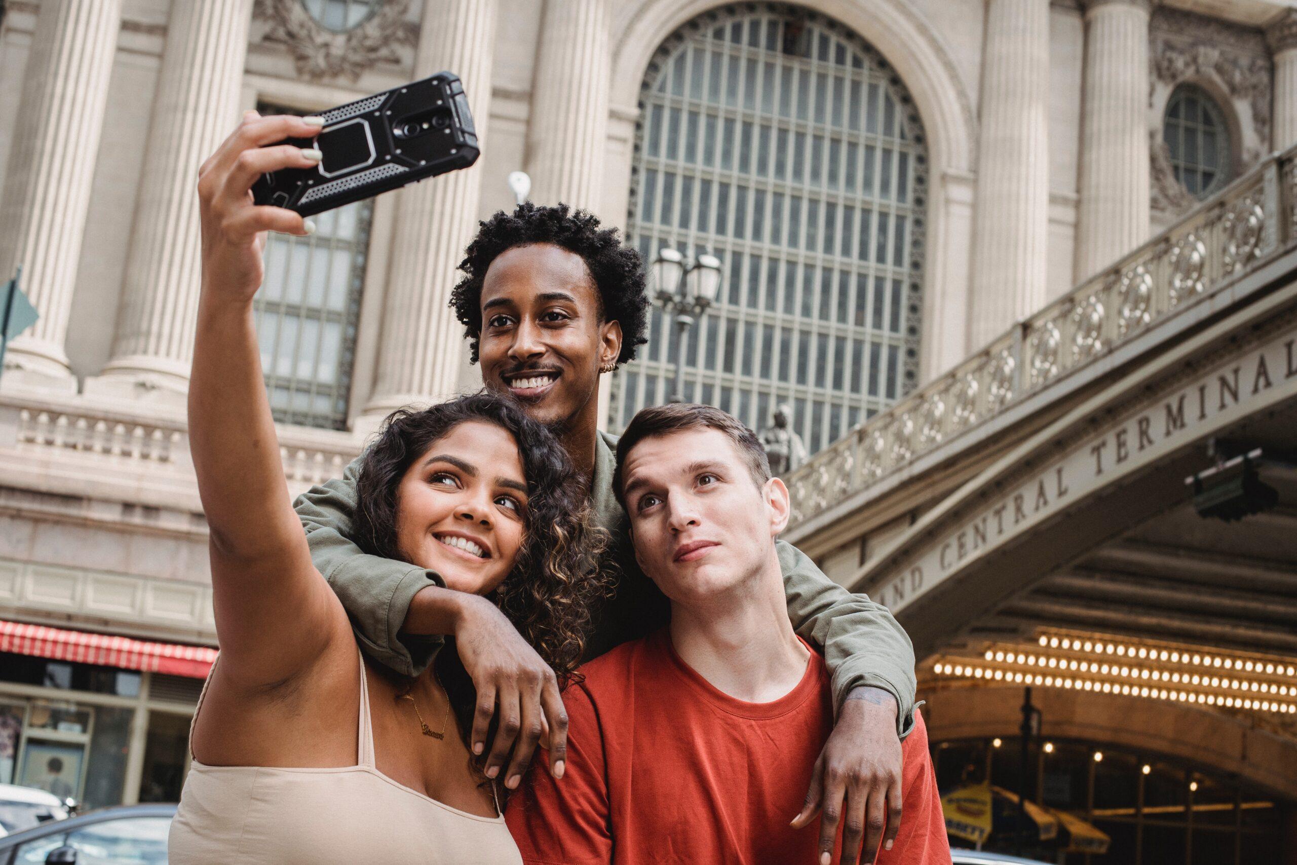 5 dicas para fazer selfies melhores